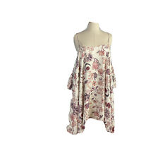 Seed Heritage Womens Size 10 Shift Flowy Dress Flared Sleeves