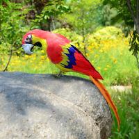 45cm Artificial Fake Birds Realistic Birds Feathered Home Tree Decor #1