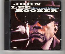 (HQ338) John Lee Hooker, The Real Blues - 1998 CD