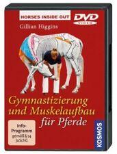 Gymnastizierung und Muskelaufbau für Pferde, 1 DVD (Film) NEU