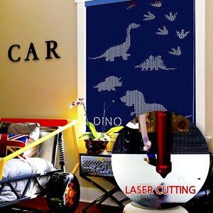 Window Blinds Laser Cutting Roller Shade Light Filtering Blinds Custom made