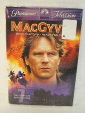 New listing MacGyver Back in Action Ready for Danger Complete Final Season 7 Dvd New Series