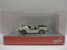Herpa 024808-003 Trabant Kübel perlweiß weiß 1:87 Neu
