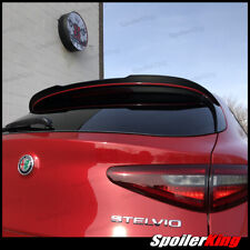 Alfa Romeo Stelvio Factory Spoiler Extension (284FSE) Add-on Lip