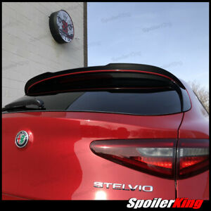 Alfa Romeo Stelvio Factory Spoiler Extension (284FSE) Add-on Lip