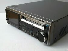 Sony PDW-F30 XDCAM HD Professional Disc Recorder Player Deck - 84 Laser Count