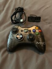 Official Microsoft xbox 360 Wireless Controller And Headset  MW3 Special Edition