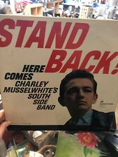 Charlie Musselwhite Stand Back! Vanguard 9232 VG+/VG