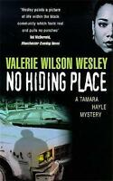No Hiding Place (A Tamara Hayle mystery), Wilson Wesley, Valerie, Very Good Book