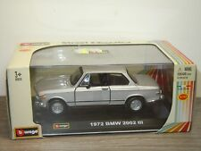 BMW 2002 Tii 1972 - Bburago 1:32 in Box *33182