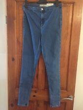 Topshop Tall 'joni' jeans W32 to fit L36 BNWT RRP £36