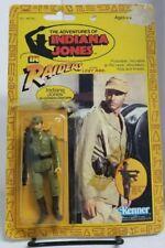 Kenner INDIANA JONES In German Uniform Action Figure with Gun