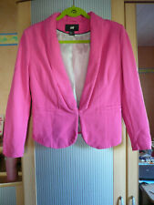 pinker Blazer von H&M