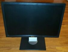 "Dell P1911t 19""  LCD Monitor DVI VGA w/ power  cord Grade A"