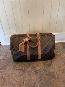 Louis Vuitton Weekend Bag Authentic.