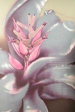 """Sandra Kaplan """"Bromelia #2,"""" 1984, Color Lithograph"""
