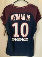Nike Women's Paris Saint Germain PSG Neymar Jr #10 Jersey Extra Large XL ($120)