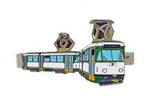 Krawattenklammer Straßenbahn ČKD Tatra T2R