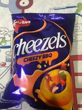 TWISTIES CHEEZELS  CHEEZY BBQ SNACKS