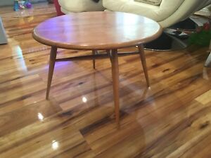 Vintage Ercol Folding Occasional Table / Coffee Table?
