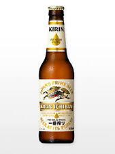 24 unidades x Cerveza japonesa Kirin 330ml japanese beer Kirin 5% Alcohol 1 caja