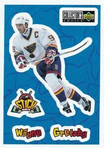 1996 97 STICK UMS Upper Deck Collectors Choice YOU PICK FROM SET GRETZKY LEMIEUX