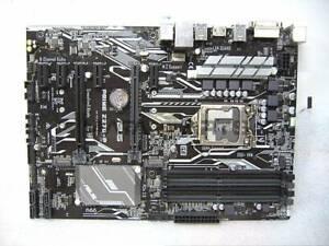 ASUS PRIME Z270-P LGA 1151 DDR4 DVI DDR4 dual m.2 motherboard