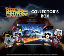Coffret officiel Retour vers le futur Back to the future Official collector kit