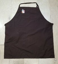 Official Dunkin' Donuts Employee Apron S/M Brown W Logo Adjustable Uniform
