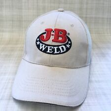 J-B Weld Embroidered Baseball Hat Industrial Heavy Duty Epoxy DIY Black Cap   c2