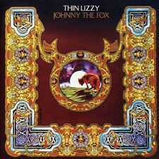 Thin Lizzy - Johnny the Fox [New CD] Rmst, Germany - Import