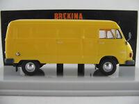 Starmada/Brekina 13301 MB L 206 D Kastenwagen (1970) in gelb 1:87/H0 NEU/OVP