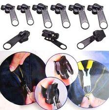 FD4610 Instant Repair Kit Fix A Zipper Universal Zip Rescue Home DIY Sewing 6PC^