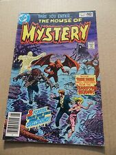 House of Mystery 280 .    DC  1980 -    FN +
