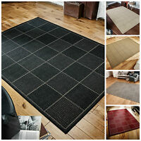 Oriental Weavers CHECKED FLATWEAVE Rug Runner Anti Slip Modern Polypropylene