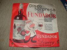 DISCO SORPRESA  FUNDADOR PUBBLICITA' SPAGNA'65