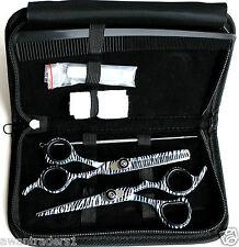 """Professionale Forbici Barbiere Parrucchiere, Forbici Per Sfoltire Kit 5.5"""""""