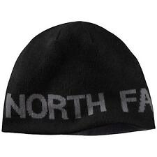 The North Face Reversible TNF Banner Beanie Black/Grey Unisex One Size Fits Most