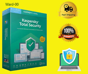 kaspersky total security 2021-1Year-1 Devices-global version -