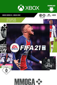 FIFA 21 - Standard Edition - Xbox One Spiel Download Code - FIFA 2021 - DE/EU