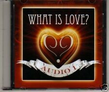 (L507) Audio 1, What is Love? - DJ CD