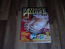 Magic Attack # 9 -- Willard Verlag avec Lanfeust des étoiles/Ghorghor Bey + SLHOKA +