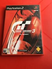 Gran Turismo 3: A-Spec (Sony PlayStation 2, 2002)
