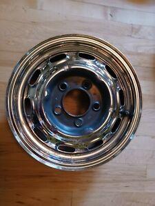 "Porsche 911 912 356C 914 Lemmerz 4 1/2""x15"" Steel Wheel 12.65 date #2"