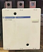 Schneider Electric LC1 F265 LC1F265 Contactor 285A 600VAC 120v COIL
