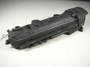 Lionel 224 parts: 1946 version, Boiler, Cab, some Trim, VG+