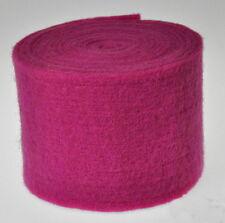 Topfband*Filzband*b=15cm*pink*SchafWolle-Filz*Band*Dekoband*Basteln*Deko RS28