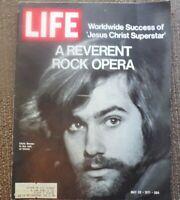 "LIFE MAGAZINE ""Worldwide Success of 'Jesus Christ Superstar'"" May 28, 1971"