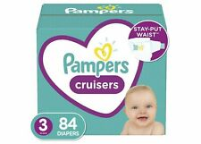 Pampers Cruisers Diapers - (Select Size)
