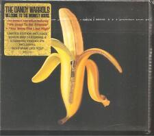 "DANDY WARHOLS ""Welcome to the Monkeyhouse"" CD + DVD Slipcase RARE Australia"